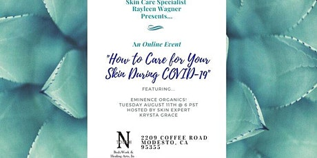 A Facebook Event: How To Care For Your Skin During Covid-19 tickets