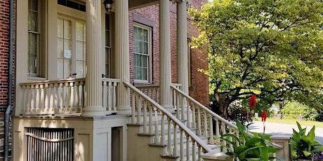 Ten Broeck Mansion Tour tickets