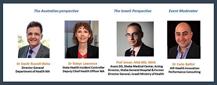 "AICC(WA)'s Online 'Counterpart Series"": Annual Healthcare  Event image"