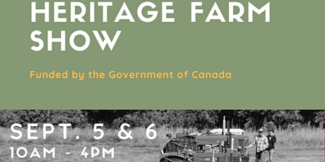 Heritage Farm Show tickets