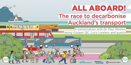 All Aboard! The race to decarbonise Auckland's Transport tickets