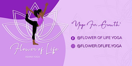 Flower of Life Yoga tickets