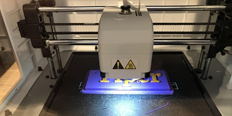 October School Holidays: Make your own 3D printed bagtag tickets