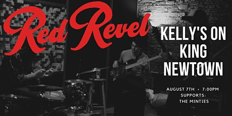Kelly's Live Lounge Ft. Red Revel & The Minties | Friday 7th August tickets