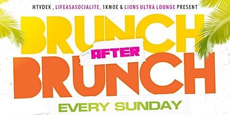 #BrunchAfterBrunch : Sunday Brunch, Late Night Vibes tickets