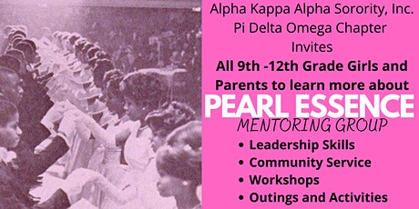 Miami AKAs Pearl Essence Information Session tickets