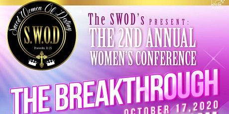 SWOD's 2nd Annual Women's Conference tickets