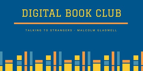 Talking to Strangers - Digital Book Club (Non-Fiction) tickets