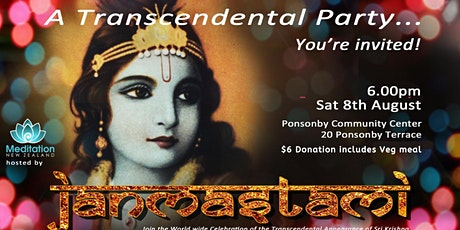 A Transcendental Party! tickets