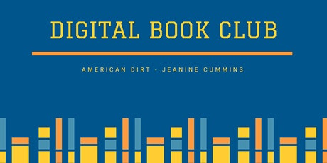 American Dirt - Digital Book Club (Fiction) tickets