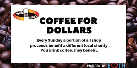 Coffee for Dollars tickets