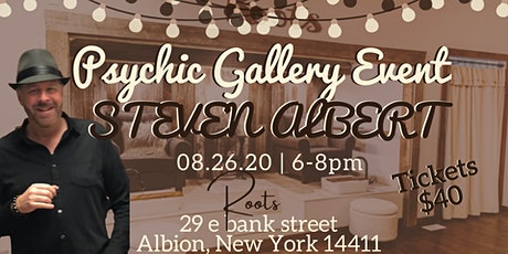 Steven Albert: Psychic Gallery Event - Roots tickets