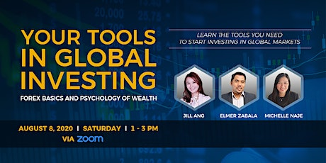 Your Tools in Global Investing tickets