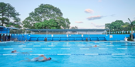 TRAC Kingscliff Pool Lane Booking ( From the 10th of  August) tickets