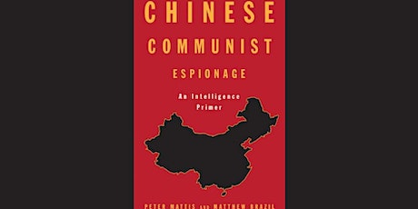Chinese Communist Espionage tickets