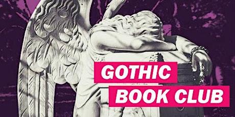 Gothic Book Club with John Palisano biglietti