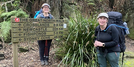 Women's Overnight Hike // Great North Walk - August tickets