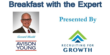 Breakfast with the Expert - The Future of Commercial Real Estate tickets