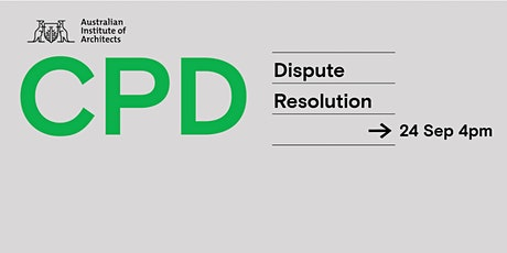 ABIC Contracts and Dispute Resolution - CPD tickets