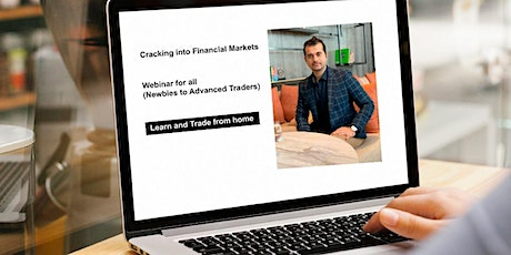 Free Forex Training: Trade from home (Beginner to Advanced Traders) tickets