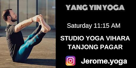 Yang & Yin at Studio Yoga Vihara tickets