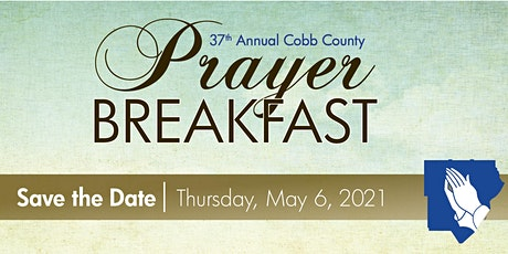 Virtual 2021 Cobb County Prayer Breakfast tickets