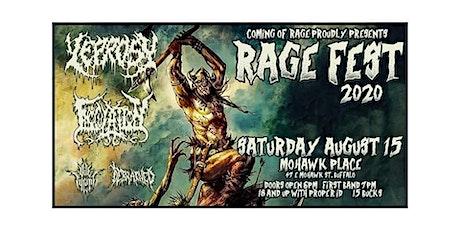 Rage Fest 2020 tickets