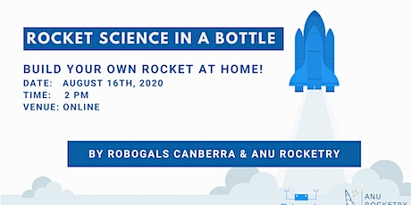 Rocket Science in a Bottle tickets