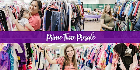 JBF All Seasons Consignment Sale - Prime Time Presale tickets