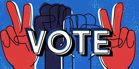 Voting Rights workshop tickets