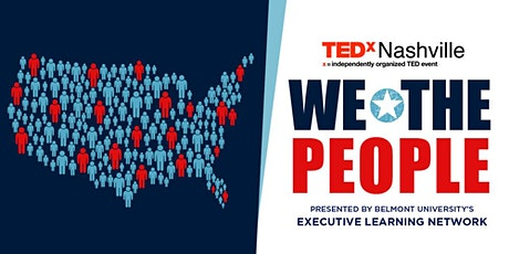 TEDxNashville: We The People tickets