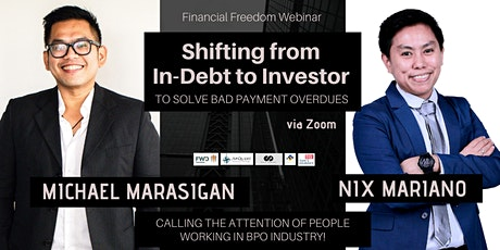 Shifting from In-Debt to Investor via Zoom tickets