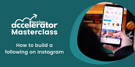 How to build a following on Instagram tickets