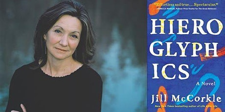 A Virtual Conversation with Jill McCorkle | Hieroglyphics tickets