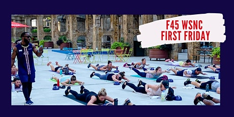 F45 WSNC First Friday Track & Social tickets