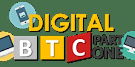 Digital BTC Part One_Day Class_ Aug 4-5, 2020- MM1 & SL tickets