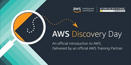 AWS Discovery Day tickets