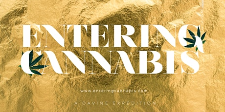 ENTERING CANNABIS - LIVE - Virtual Summit billets