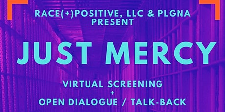 PLG Movie Night/Watch Party-Just Mercy tickets