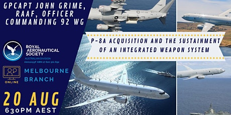 P-8A Acquisition and the sustainment of an integrated weapons system tickets