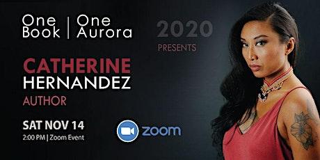OBOA: Meet Catherine Hernandez tickets