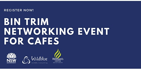 Bin Trim Networking Event for Cafes tickets