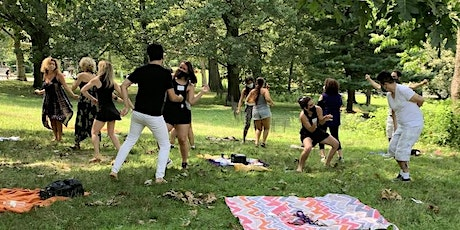 OUTDOOR Tantra Speed Date - New York! (Socially Distant Singles Event) tickets