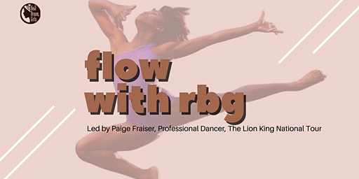 Virtual Dance Class: Flow with Real Brown Girls
