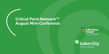 August Mini-Conference | Critical Point Network™ Auckland tickets