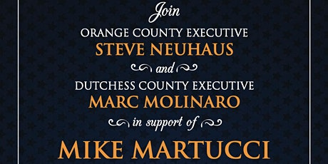 Reception In Support of Mike Martucci tickets