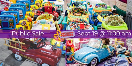 JBF All Seasons Consignment Sale - Public Sale tickets