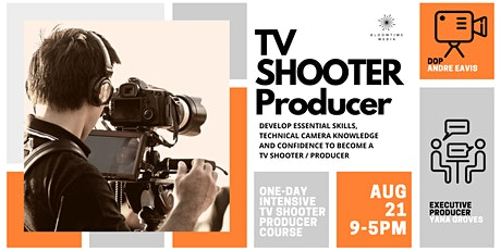 TV Shooter Producer Workshop tickets