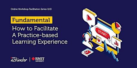 Online Workshop Facilitation Series (1/2) - Fundamental tickets