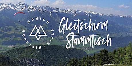 MMG Stammtisch | Gleitschirm tickets